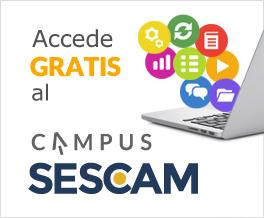 Accede GRATIS al Campus SESCAM